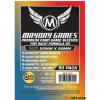 Mayday Games Prémium kártyavédő Race! Formula 90 játékhoz, 55 x 80 mm (50 db-os csomag)
