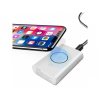 Mcdodo power bank / külső akkumulátor 8000mAh vezeték nélküli töltés funkcióval Apple iPhone - fehér