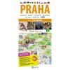 MCU Prága / város térképe 1:10 000
