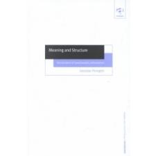 Meaning and Structure – Jaroslav Peregrin idegen nyelvű könyv
