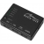 Media-Tech HDMI Switch 4K 5 portos - fekete (MT5207)