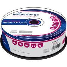MediaRange CD-R 25db cakebox írható és újraírható média
