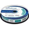 MediaRange DVD + R Dual Layer nyomtatható 10ks cakebox