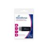 MediaRange USB 2.0 kártyaolvasó, fekete /MRCS506/