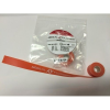 MEDICAL FLOSSING MEDICAL FLOSSING Terápiás Gumiszalag 1 m x 2 cm 1 mm - narancssárga*