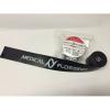 MEDICAL FLOSSING MEDICAL FLOSSING Terápiás Gumiszalag 2,13 m x 5 cm 1,33 mm - fekete*