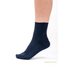 Medical, gumi nélküli zokni 5 pár - Kék 37-38 női zokni