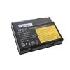 Medion WIM2030 4400mAh laptop akkumulátor