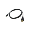 MEDIUM KAB MEDIUM Prémium Micro HDMI-HDMI 1 m