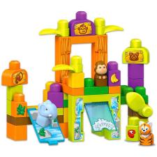 Mega Bloks Barátságok a szafariban - 45 darabos építőkocka készlet mega bloks
