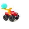 Mega Bloks Láng és a szuperverdák Mega Bloks: Truck Ball Blaze 12 darab építőkockákból
