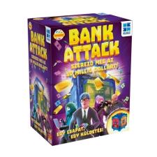 Megableu : Bank Attack társasjáték társasjáték