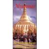 Mekong térkép (Myanmar) - Odyssey Books