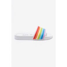 Melissa - Papucs Beach Slide - fehér - 1212143-fehér