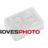 Memóriakártya tartó SD kártyákhoz /műanyag/