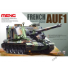 Meng Model - French Auf1 155Mm Self-Propelled Howitzer