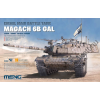 Meng Model - Israel Main Battle Tank Magach 6B GAL