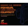 Meng Model - Modern U.S. Marines Individual Load-Carrying Equipment (Resin)