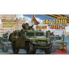 "Meng-Modell MENG-Model Russian GAZ 233115""Tiger-M"" SPN SPV katonai jármű makett VS-008"