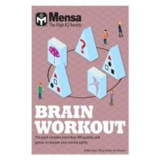 Mensa Brain Workout Pack – KEN RUSSELL  ROBERT idegen nyelvű könyv