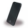 Mercedes-Benz Mercedes-Benz iPhone 7 Dynamic Real Carbon Fiber Hard hátlap, tok, fekete
