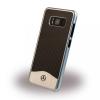Mercedes-Benz Mercedes Benz Samsung Galaxy S8 Wave V Carbon Fiber & Brushed Aluminium hátlap, tok, fekete
