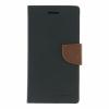 Mercury Goospery Mercury Fancy Diary Samsung G800 Galaxy S5 mini kinyitható tok fekete-barna