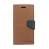 Mercury Goospery Mercury Fancy Diary Samsung N920 Galaxy Note 5 kinyitható tok barna-fekete