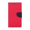 Mercury Goospery Mercury Fancy Diary Samsung N920 Galaxy Note 5 kinyitható tok sötétpink-kék