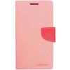 Mercury Goospery Mercury Fancy Diary Samsung T210 Galaxy Tab 3 7.0 kinyitható tok pink-sötétpink