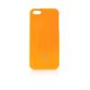 Mercury Goospery Mercury Jelly Apple iPhone 7 / 8 fluoreszkáló hátlapvédő narancs