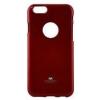 Mercury Goospery Mercury Jelly LG F700 G5 hátlapvédő piros