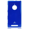 Mercury Goospery Mercury Jelly Nokia Lumia 830 hátlapvédő sötétkék