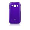 Mercury Goospery Mercury Jelly Samsung G357 Galaxy Ace 4 hátlapvédő lila