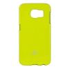 Mercury Goospery Mercury Jelly Samsung G920 Galaxy S6 hátlapvédő lime