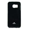 Mercury Goospery Mercury Jelly Samsung G925 Galaxy S6 EDGE hátlapvédő fekete