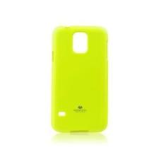 Mercury Goospery Mercury Jelly Samsung G935 Galaxy S7 Edge fluoreszkáló hátlapvédő lime tok és táska