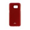 Mercury Goospery Mercury Jelly Samsung G935 Galaxy S7 Edge hátlapvédő piros