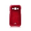 Mercury Goospery Mercury Jelly Samsung J110 Galaxy J1 Ace hátlapvédő piros