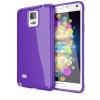 Mercury Goospery Mercury Jelly Samsung N910 Galaxy Note 4 hátlapvédő lila