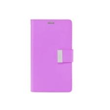 Mercury Goospery Mercury Rich Diary Samsung I9500, I9505 Galaxy S4 kinyitható tok lila-kék tok és táska
