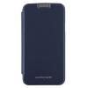 Mercury Goospery Mercury Techno Apple iPhone 5G/5S/5SE oldalra nyitható tok sötétkék