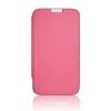 Mercury Goospery Mercury Techno Samsung I9500 Galaxy S4 oldalra nyitható tok pink