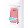 Mercury Goospery Mercury Techno Samsung N9000 Galaxy Note 3 oldalra nyitható tok pink