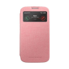 Mercury Goospery Mercury Viva Window LG D855 G3 oldalra nyitható ablakos tok pink