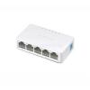 MERCUSYS MS105 5 port 10/100Mbps NEM menedzselhető asztali Switch  (MS105)