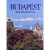 Merhavia kiadó BUDAPEST AND ITS ENVIRONS (BUDAPEST ÉS KÖRNYÉKE)