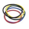 Merülő színes vízalatti karikák, búvárgyűrű sorozat 5 db-os szett 20 cm átmérővel