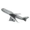 Metal Earth - Boeing 747 - 3D fémépítő