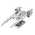 Metal Earth Star Wars Zsivány1-es U-Wing űrhajó